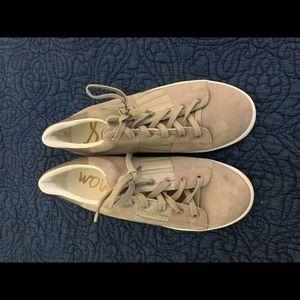 Sam Edelman Grey Sneakers, Size 9